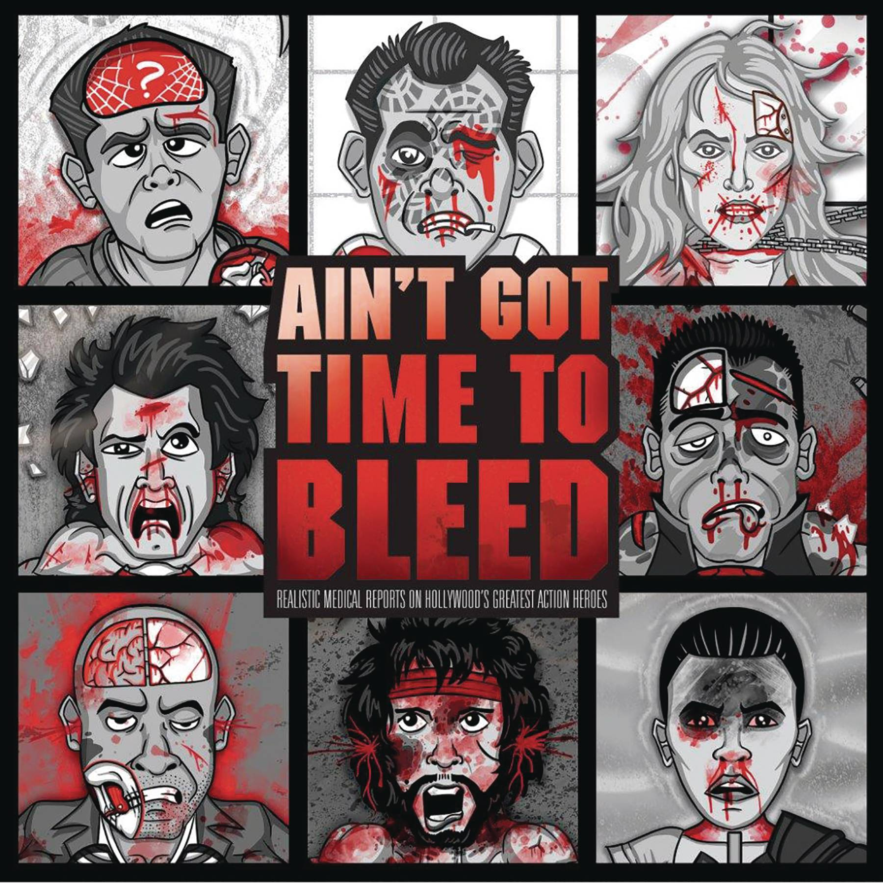 Aint Got Time To Bleed HC