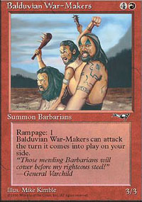 Balduvian War-Makers
