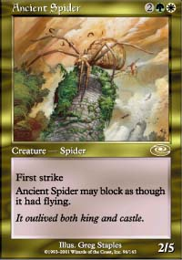 Ancient Spider