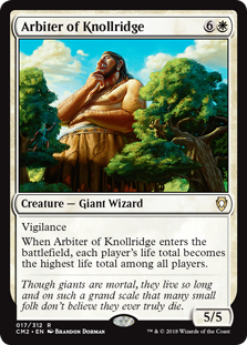 Arbiter of Knollridge