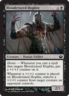 Bloodcrazed Hoplite