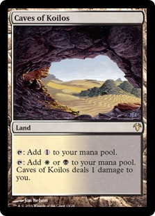 Caves of Koilos