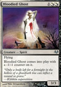 Bloodied Ghost