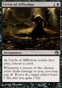 Circle of Affliction