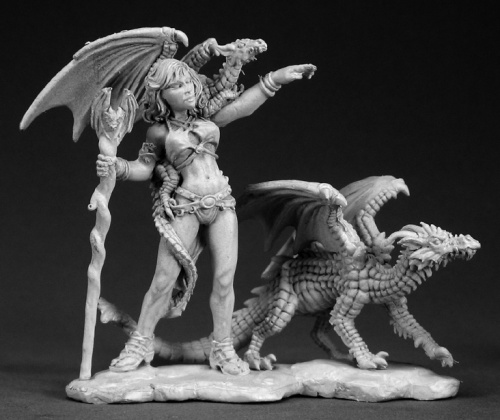Master Series Miniatures - Dragon Summoner