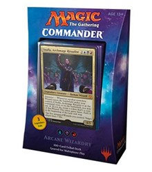 Arcane Wizardry Commander 2017 Deck