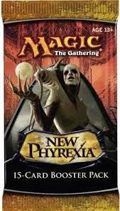 New Phyrexia Booster Pack