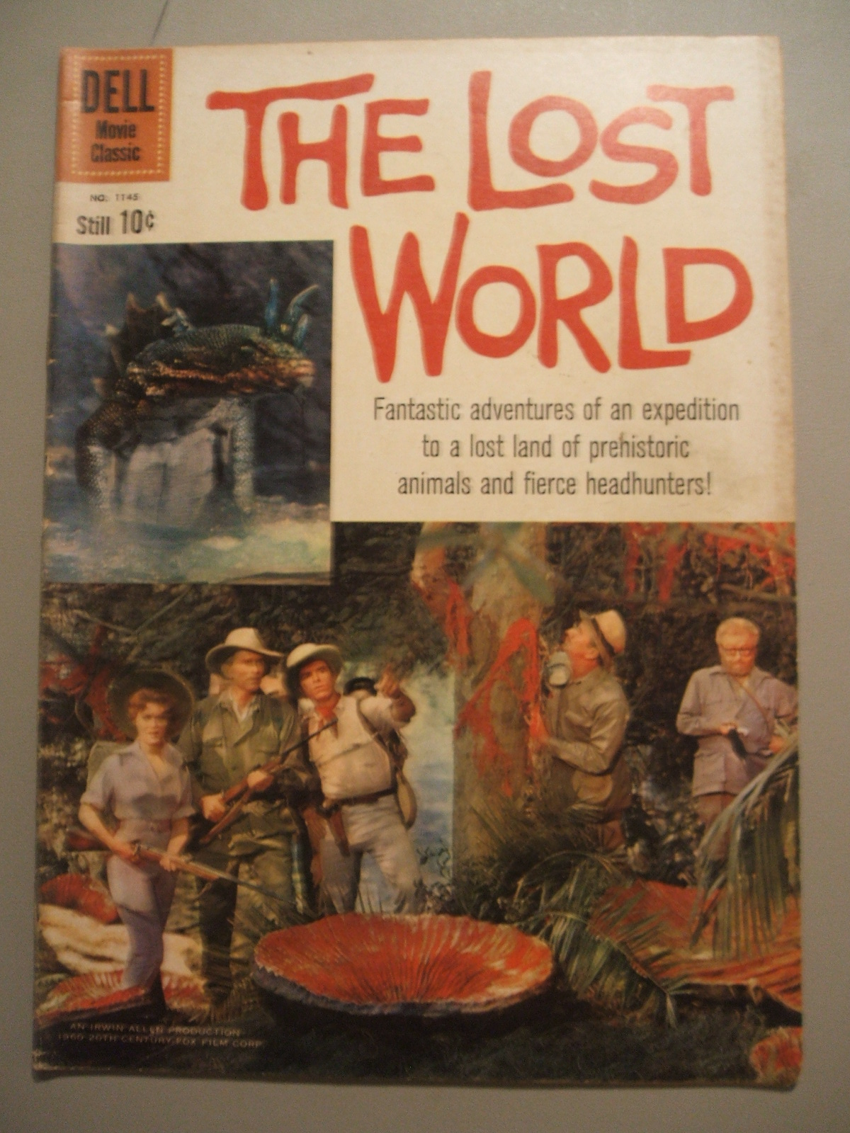 Lost World (Four-Color)