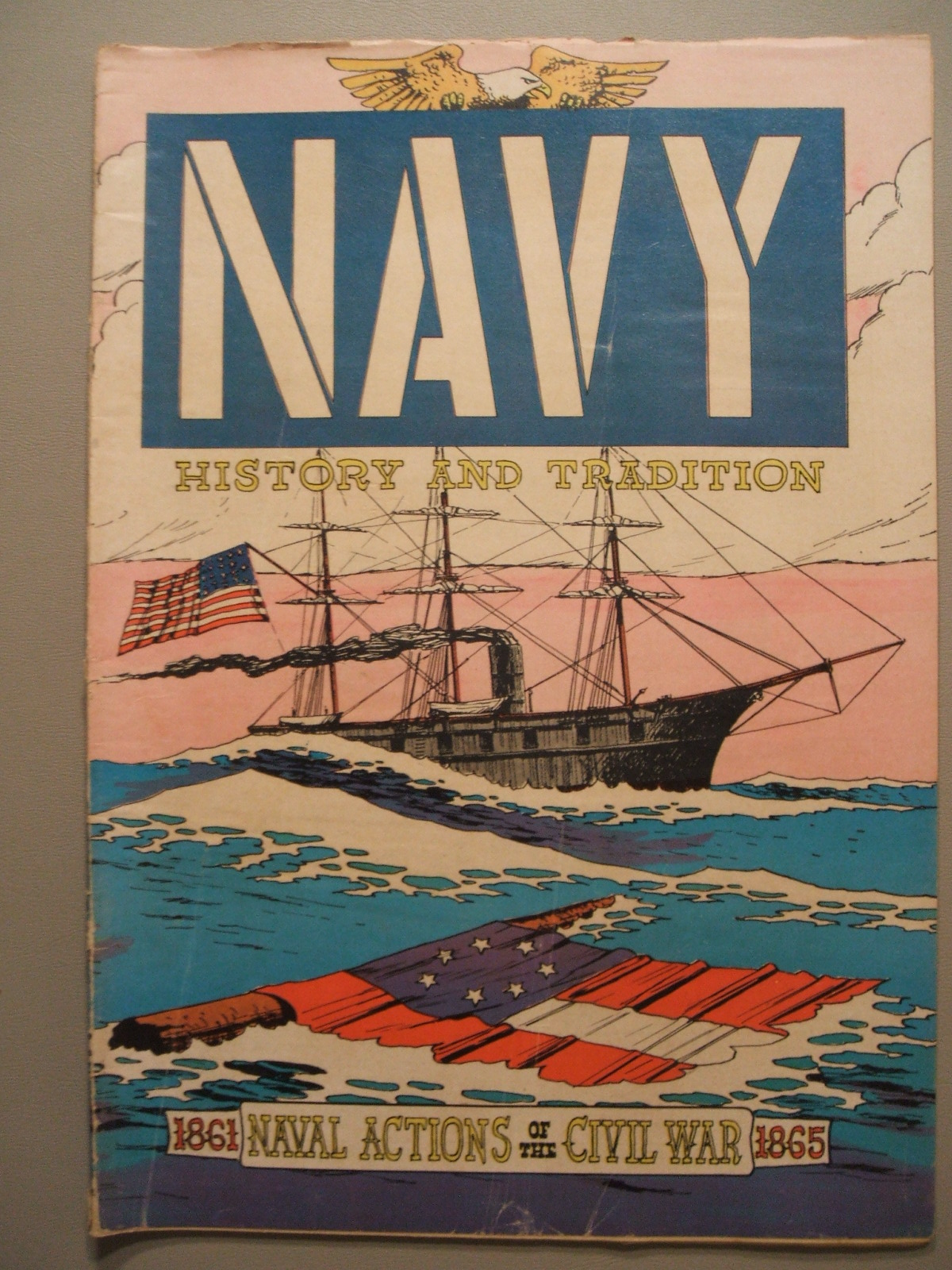 Navy History and Tradition