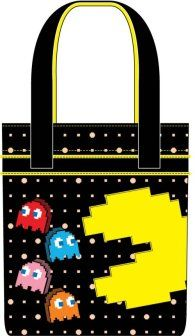 Pacman - Giant Hungry Pacman Tote Bag