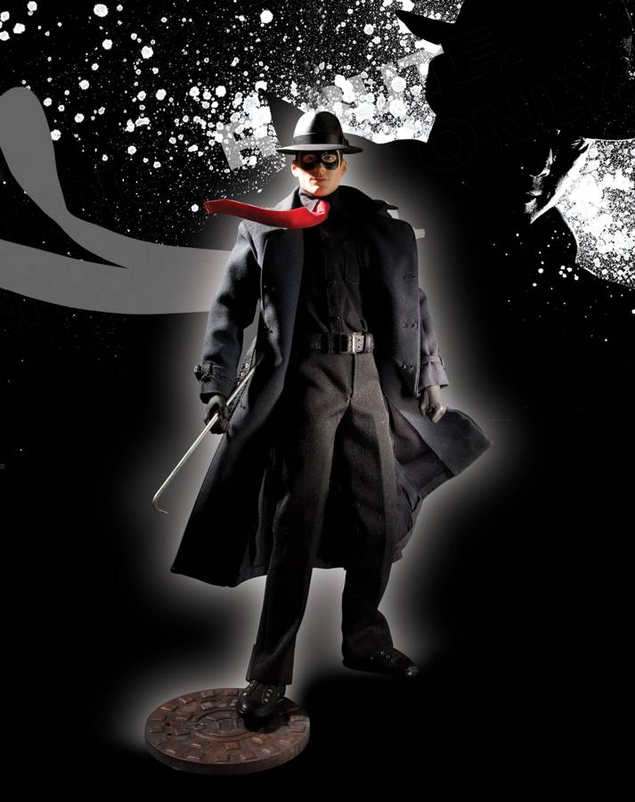 Spirit (Movie) 1/6 Scale Deluxe Collector Figure