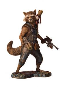 Guardians of the Galaxy 2 Rocket Raccoon & Groot Collectors Gallery Statue
