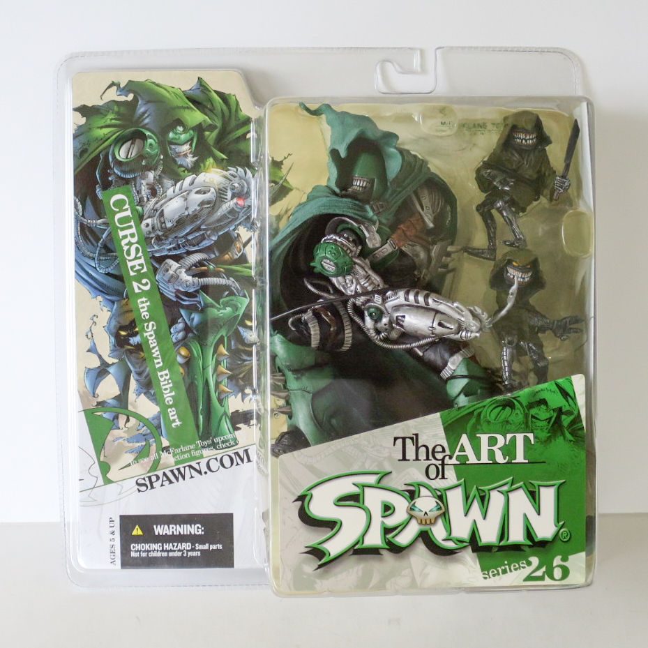 Curse 2 Art of Spawn Series 26 Action Figure