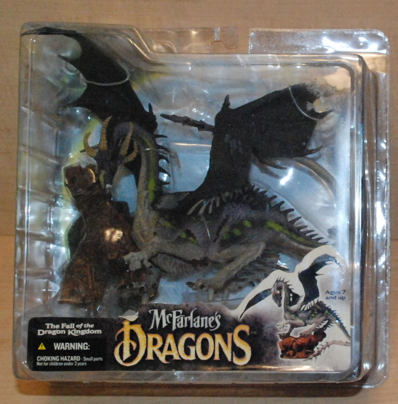 McFarlane Dragons Eternal Dragon Clan 4