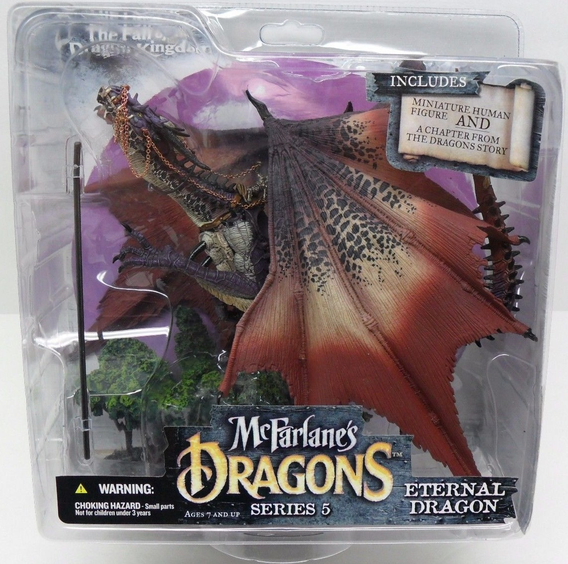 McFarlane Dragons Eternal Dragon Clan 5