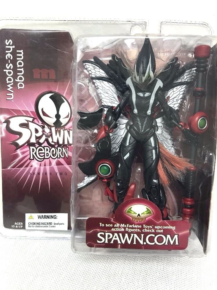 Manga She-Spawn Spawn Reborn Series 2 Action Figure