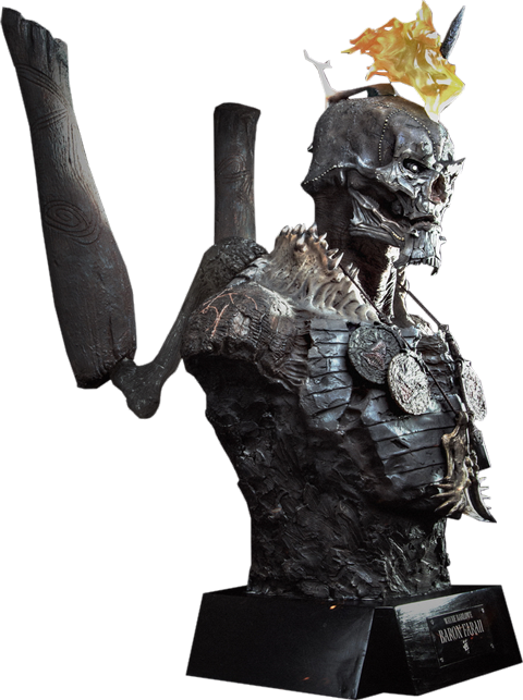 Baron Faraii The Fallen - Barlowe - Legendary Scale Bust