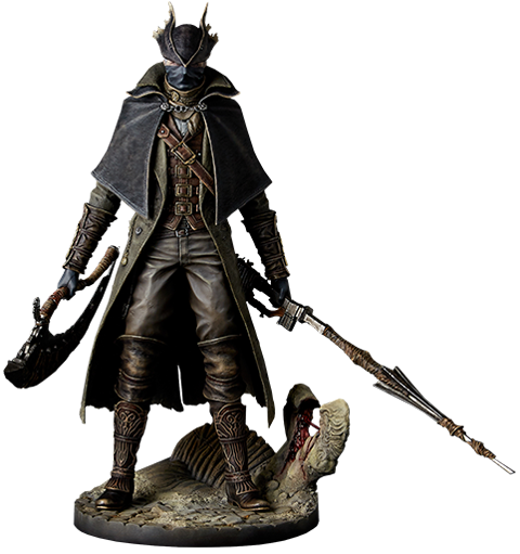 Hunter - Sixth Scale - Statue