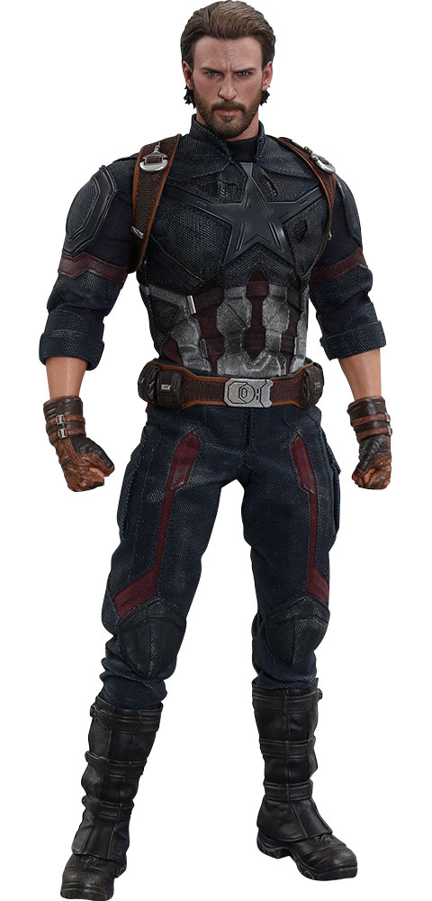 Captain America - Avengers: Infinity War - Movie Masterpiece Sixth Scale Figure
