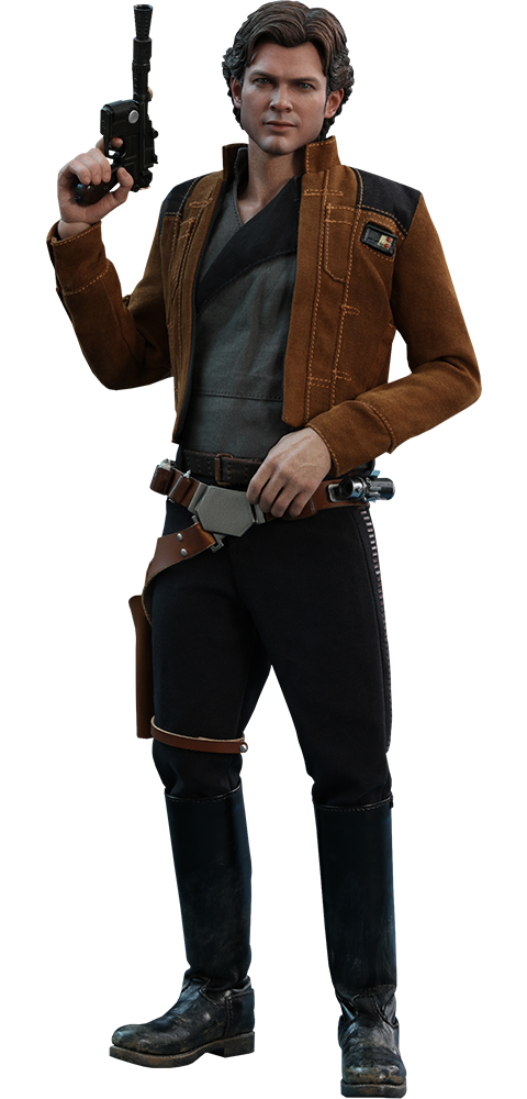 Han Solo - Solo: A Star Wars Story - Movie Masterpiece Sixth Scale Figure