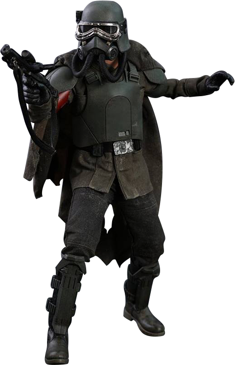 Han Solo Mudtrooper - Solo: A Star Wars Story - Movie Masterpiece Sixth Scale Figure