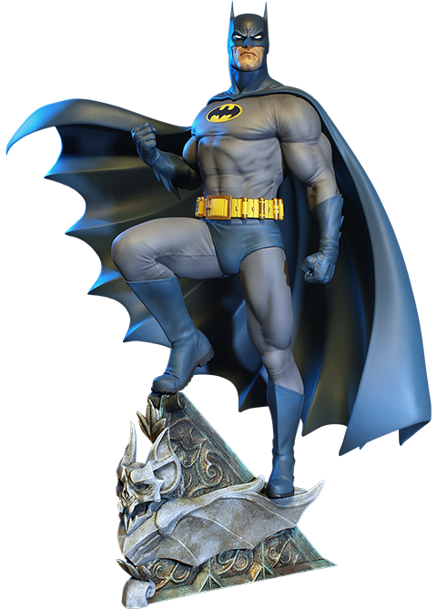 Super Powers Batman - Super Powers Collection - Maquette