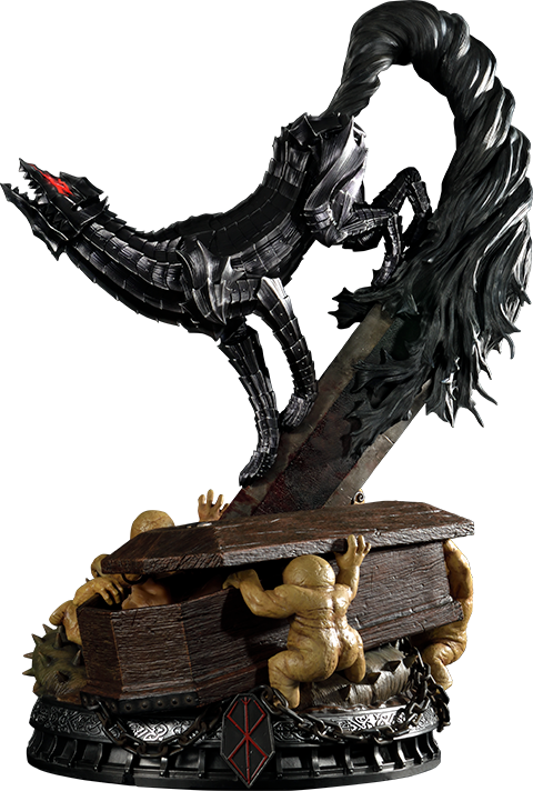 Beast of Cascas Dream - Berserk - Statue