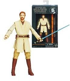 Obi-Wan Kenobi - Star Wars Black Series 6-Inch Action Figures Wave 3