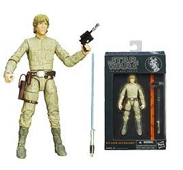Luke Skywalker - Star Wars Black Series 6-Inch Action Figures Wave 3