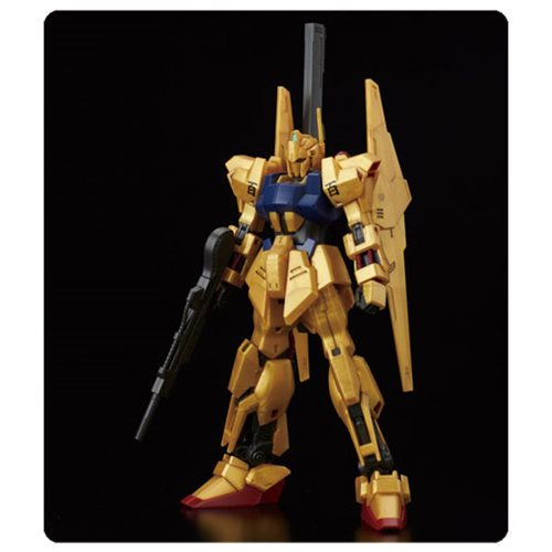 Mobile Suit Z Gundam Hyaku Shiki High Grade Universal Century 1:144 Scale Model Kit