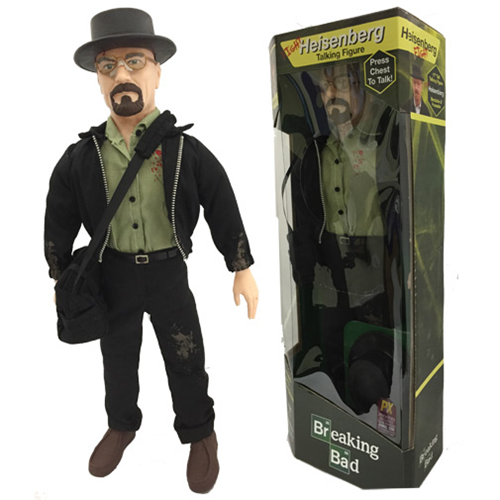 Breaking Bad Fight Heisenberg 17-Inch Talking Figure - SDCC 2015 Excl.