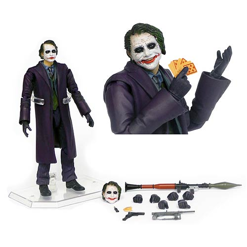 Batman Dark Knight Joker Miracle Action Figure - Previews Exclusive