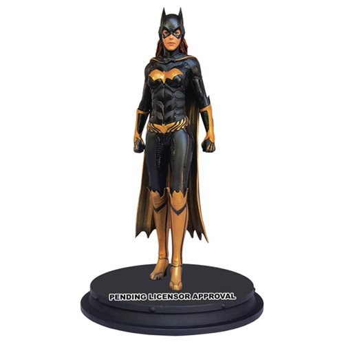 Batman Arkham Knight Batgirl Paperweight Statue - Previews Exclusive