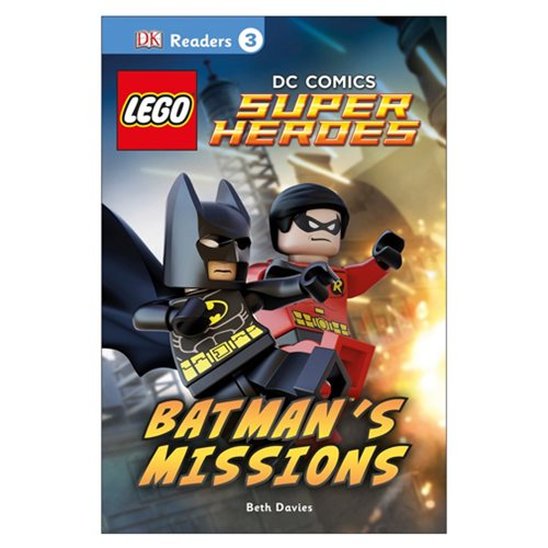 LEGO DC Comics Super Heroes Batman