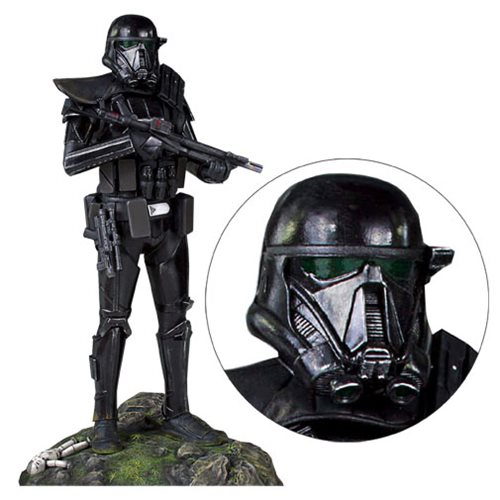 Star Wars Rogue One Death Trooper Specialist Collector