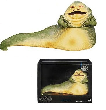 Star Wars Black Series Jabba the Hutt 6-Inch Deluxe Action Figure