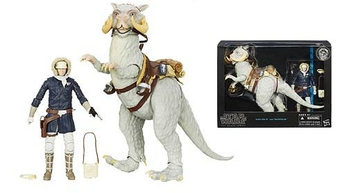 Star Wars The Black Series Han Solo & Tauntaun 6-Inch Deluxe Figure