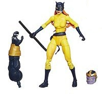 Avengers Marvel Legends Hellcat 6-Inch Action Figure