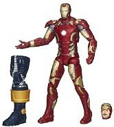 Avengers Marvel Legends Iron Man Mark 43 6-Inch Action Figure