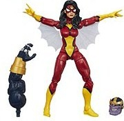 Avengers Marvel Legends Spider-Woman 6-Inch Action Figure