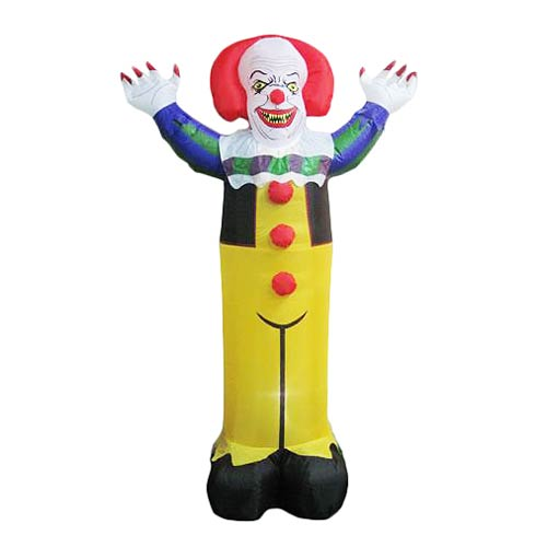 It The Movie Life-Size Inflatable Pennywise
