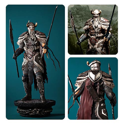 The Elder Scrolls Nord 1:6 Scale Statue