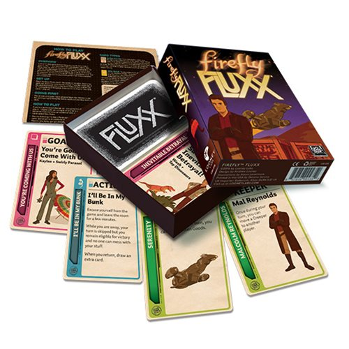 Firefly Fluxx Game