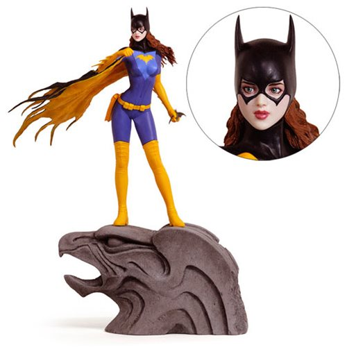Fantasy Figure Gallery DC Comics Collection Batgirl Variant by Luis Royo 1:6 Scale Resin Statue