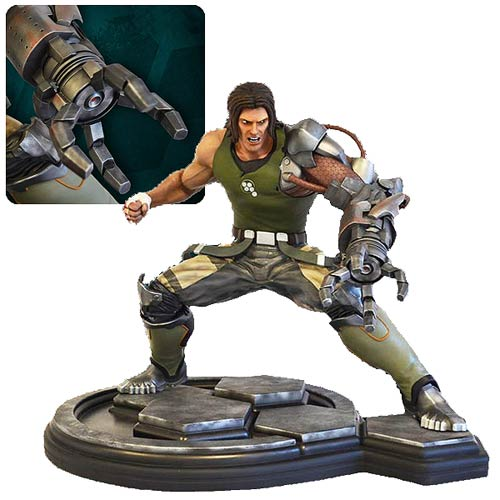 Bionic Commando Nathan Rad Spencer 1:4 Scale Statue