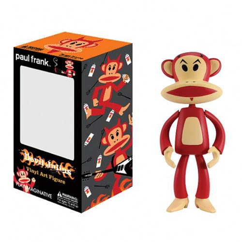Paul Frank Devil Julius Vinyl Art Figure