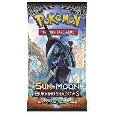 Sun & Moon: Burning Shadows Booster Pack (Pokemon TCG)
