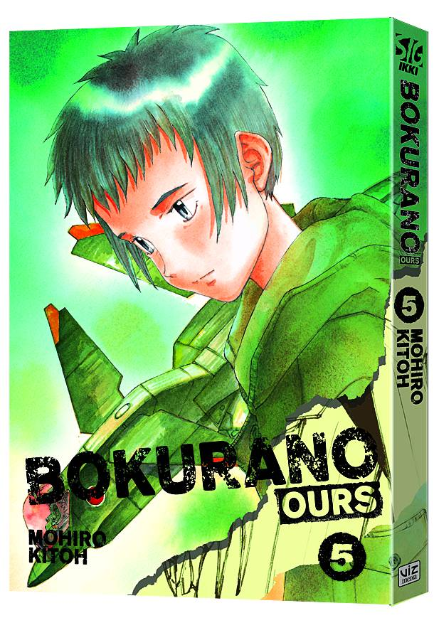 Bokurano Ours GN Vol 5 TPB