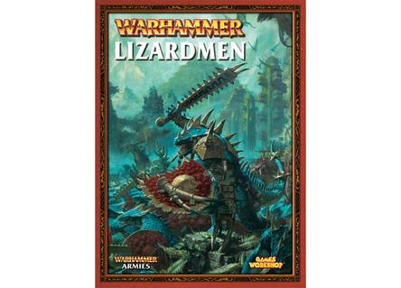 Warhammer Armies: Lizardmen